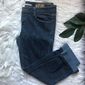 Gap Limited Edition Skinny Crop Jeans